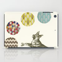 games iPad Cases featuring Ball Games by Cassia Beck
