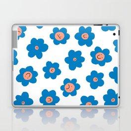 Daisy Flower Pattern Laptop & iPad Skin