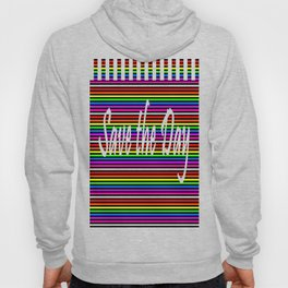 Save the day   Colorful Lines Hoody