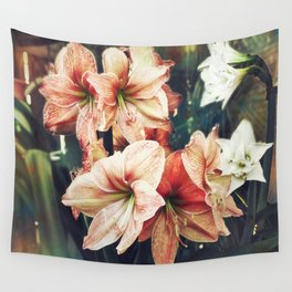 Amaryllis Wall Tapestry