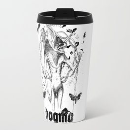 Believe the Dogma - The Guardian Travel Mug
