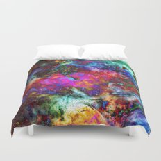 Everything is nothing 10 (therefore it was beautiful) Duvet Cover