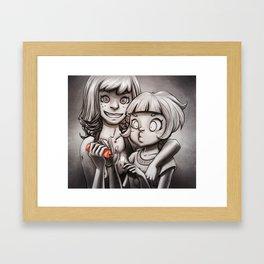 TNT Framed Art Print