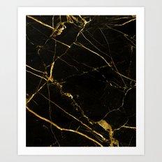 Black Beauty V2 #society6 #decor #buyart Art Print