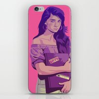 90s iPhone & iPod Skins featuring 80/90s - San... by Mike Wrobel