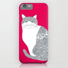 Pink-Cat iPhone 6s Slim Case