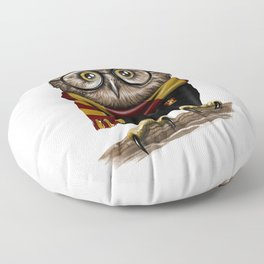 Owly Wizard Floor Pillow