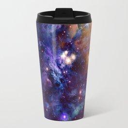Bright nebula Travel Mug