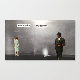 everybody's wilderness Canvas Print