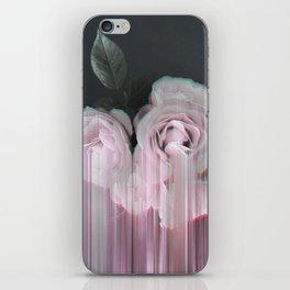 Fall In Rose iPhone Skin