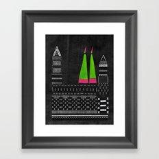 Return from the Stars #2 Framed Art Print