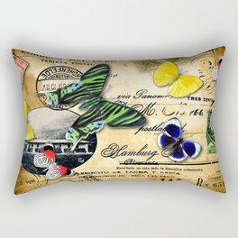 Correos del Peru Rectangular Pillow