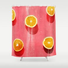 fruit 5 Shower Curtain