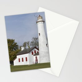 Sturgeon Point Lighthouse Stationery Cards