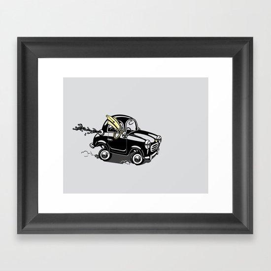 Pendrive Framed Art Print