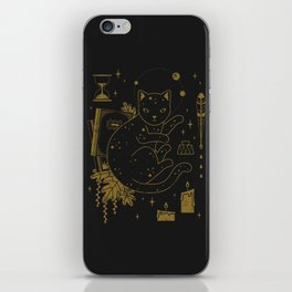 Magical Assistant iPhone Skin