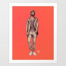 Bellman Art Print