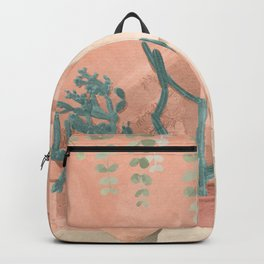 Green Door Backpack
