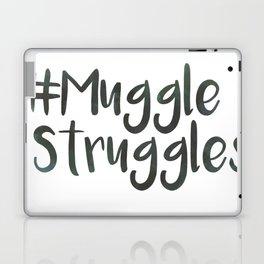 #MuggleStruggles Laptop & iPad Skin