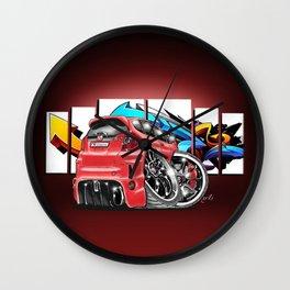 Honda fit Wall Clock