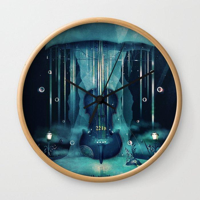 East Wind Wall Clock