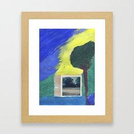 Biologic Mindset Framed Art Print