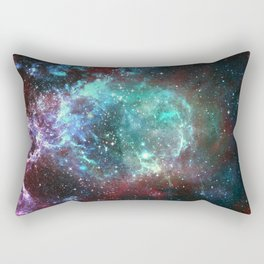 Star field in space Rectangular Pillow