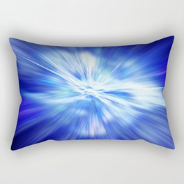 through time Rectangular Pillow