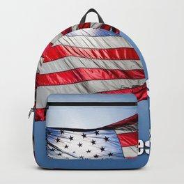 """""""God Bless America"""" Backpack"""