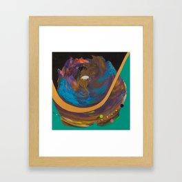 HIH-A5 Framed Art Print