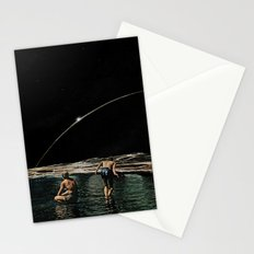 hold your breath Stationery Cards