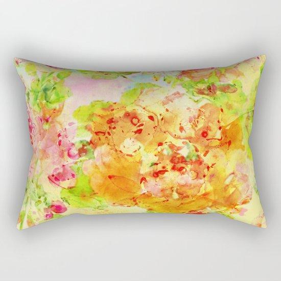 fresh garden Rectangular Pillow