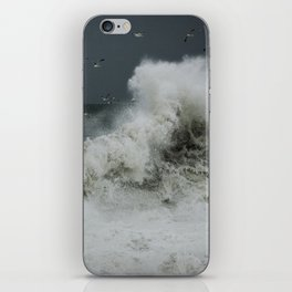 hokusai inspired iPhone Skin