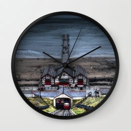 Saltburn by the Sea Wall Clock