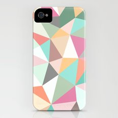 Ice Cream Tris iPhone (4, 4s) Slim Case