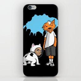 UnderDog iPhone Skin