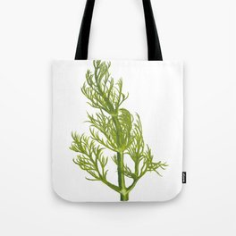 Dill Plant Tote Bag