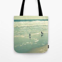 Glistening Sea Tote Bag