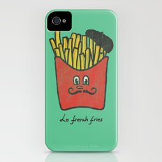 French Fries Slim Case iPhone (4, 4s)