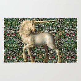 Medieval Unicorn Rug
