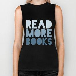 Read More Books Biker Tank