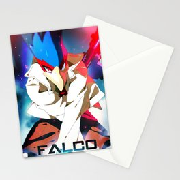 Melee | Falco Stationery Cards