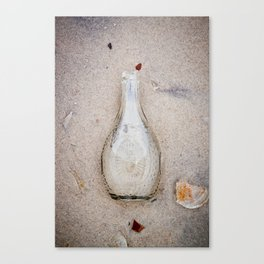 Dead Horse Bottle 1 Canvas Print