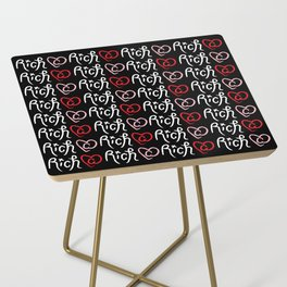 Ri¢h @ Heart Side Table