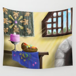 La Cucina Wall Tapestry