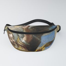 """Veronese (Paolo Caliari) """"The Annunciation"""" (1560) Fanny Pack"""