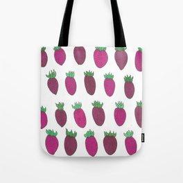 Sweet Strawberries Tote Bag