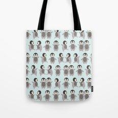 Just penguins Tote Bag