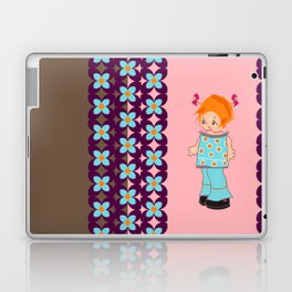 little miss mink Laptop & iPad Skin