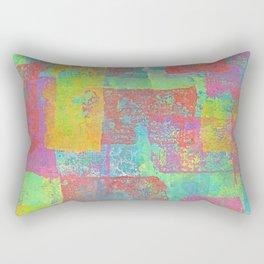 Block Loop Rectangular Pillow